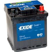 Bilbatteri 54056 - Exide EB440 - 44 Ah