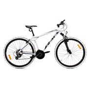 "Mountainbike 26"" 26.21 21-gear hvid/sort"