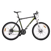 "Mountainbike 26"" 1127 alu. 27-gear 51 cm"