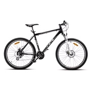 "Mountainbike 26"" 1124 alu. 24-gear 51cm"
