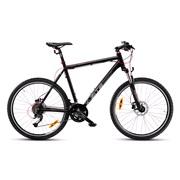 """Mountainbike 26"""" 1327 alu. 27-gear 55 cm"""
