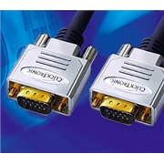 Kabel VGA/SVGA-VGA/SVGA 2M Clicktronic
