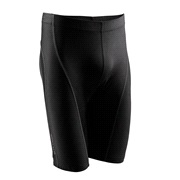 Cykelshorts herre OUTTREK sort medium