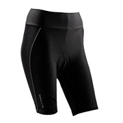 Cykelshorts dame OUTTREK sort small