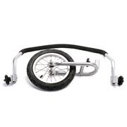Næsehjul/ håndtag til cykeltrailer T3