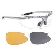 Cykelbriller incl. 3 udskiftelig glas