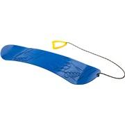 Snowboard i plast, 200x680mm, blå