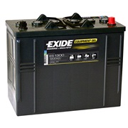 Batteri ES1300 - EQUIPMENT GEL - 120 Ah
