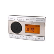 In-car DAB radio digital tuner BEAT 400