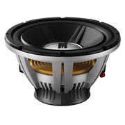"12"" Subwoofer 350W RMS, JBL GTO1214"