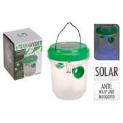 Insektfanger, solar/batteri