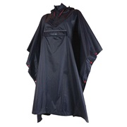 Poncho Mac in a Sac, navy one size