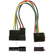 Strømadapter, DIN/ISO
