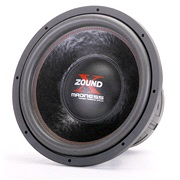 "Subwoofer 15"" 1500W RMS Xzound MADNESS15"