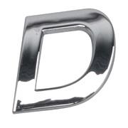 Chrom mærke D