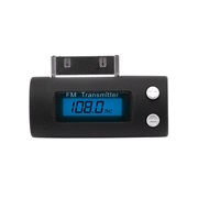 FM transmitter for iPhone / iPad