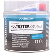 Polyester spartel 1000 g OPTIMIZE