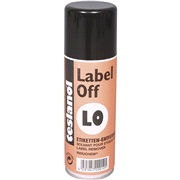 Label off spray, 200 ml.