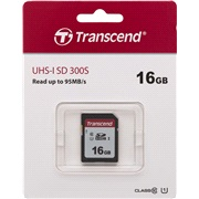 Memory card, SD card 16 GB