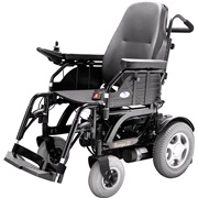 El kørestol HP8X 2X600 Watt 45AH