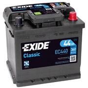 Bilbatteri 54559 - Exide EC440 - 44 Ah