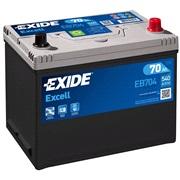 Bilbatteri 57029 - Exide EB704 - 70 Ah