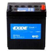 Bilbatteri 53520 - Exide EB356A - 35 Ah