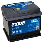 Bilbatteri 54320 - Exide EB442 - 44 Ah