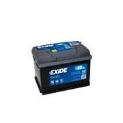 Bilbatteri - Exide EB602 - 60 Ah