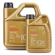 IQ-X SUPER 5W/40 motorolie, 5 liter