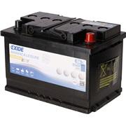 Batteri 80060 - Exide ES650 - 60 Ah