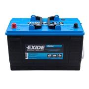 Batteri ER550 - Exide DUAL - 115 Ah