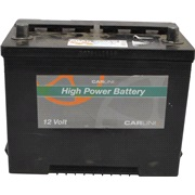 Batteri 56049 - Carline - 60 Ah