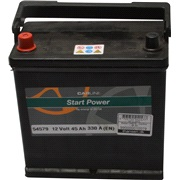 Batteri 54579 - Carline - 45 Ah