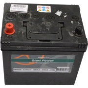 Batteri 56069 - Carline - 60 Ah