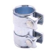 Samlerør 45 x 49,5 x 90 mm med clamps
