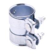 Samlerør 56 x 60,5 x 90 mm med clamps