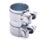 Samlerør 56 x 60,5 x 95 mm med clamps
