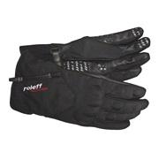 Læder/tekstil handsker Roleff XXX-large