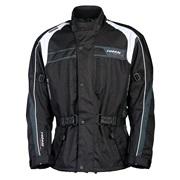 Roleff Macao jakke sort/hvid/grå medium