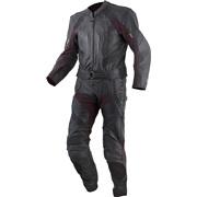 Ghostrider læderdragt 2 delt Roleff M 50