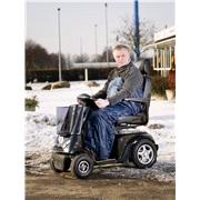 Kørepose lukket model (kørestol)