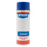Spraylak, Ultramarine, 400 ml syntetisk