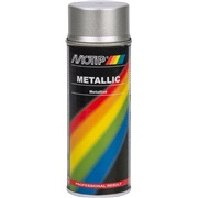 Spraylak, sølvmetallic, 400 ml