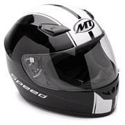 MT Imola Speed sort/hvid XX-large